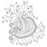 элемент doodle Стоковое Изображение RF