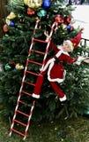 Эльф рождества Стоковая Фотография RF