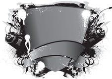 Эмблема граффити Стоковое Изображение