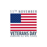 Эмблемы или логотип дня патриота 11-ое сентября Мы никогда не будем забывать иллюстрация штока