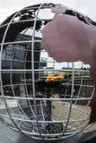Эмигрантское пламя в новом Ross стоковое фото rf