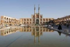 Эмир Chaqmaq Takiyeh, Yazd, Иран, Азия Стоковые Фотографии RF