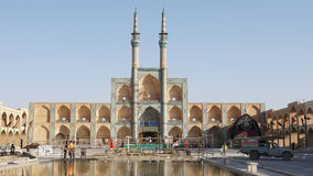 Эмир Chaqmaq Takiyeh, Yazd, Иран, Азия Стоковые Изображения RF