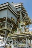 Энергетическая установка биомассы Стоковые Фотографии RF