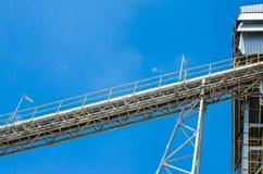 Энергетическая установка биомассы Стоковые Изображения