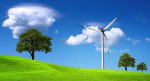энергетические ресурсы Стоковые Фото