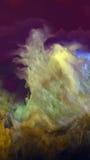 Энергия атмосферы чужеземца иллюстрация штока