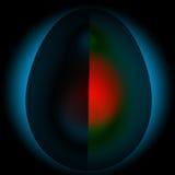 энергия атома Стоковые Фото