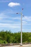 Энергия ветра - турбины Стоковая Фотография RF