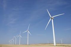 Энергия ветра стоковые изображения