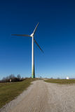 Энергия ветра Стоковая Фотография RF