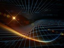 Энергия геометрии Стоковое Изображение RF