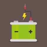 Энергия зеленого цвета Eco Стоковое Изображение RF
