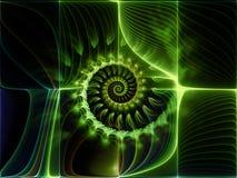 Энергия космоса иллюстрация вектора