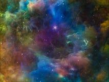 Энергия космоса иллюстрация штока