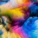 Энергия краски цифров Стоковая Фотография RF