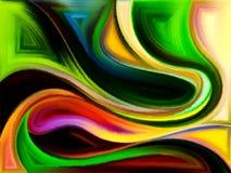 Энергия краски Стоковые Фото