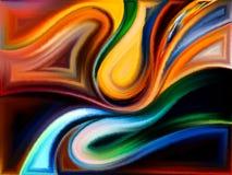 Энергия краски Стоковая Фотография
