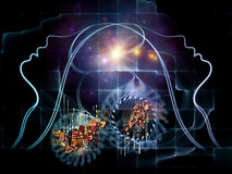 Энергия математики Стоковое Фото