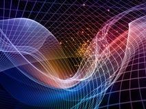 Энергия областей фрактали Стоковая Фотография RF