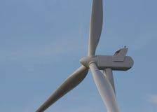 Энергия приведенная в действие ветром стоковая фотография rf