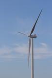Энергия приведенная в действие ветром Стоковые Изображения