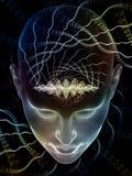 Энергия проницательности Стоковые Изображения RF