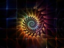 Энергия пустоты Стоковые Изображения RF