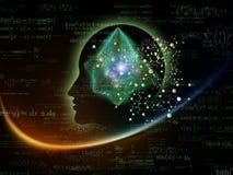 Энергия разума Стоковые Изображения RF