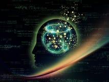 Энергия разума Стоковые Изображения