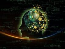 Энергия разума Стоковое Фото