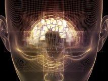 Энергия разума Стоковые Фотографии RF
