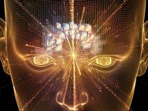 Энергия разума Стоковая Фотография