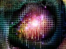 Энергия сети Стоковые Изображения