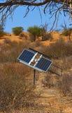 энергия солнечная Стоковые Изображения RF