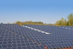 энергия солнечная Стоковое Изображение
