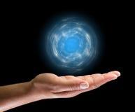 энергия способная к возрождению Стоковое Фото