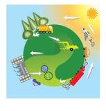энергия способная к возрождению бесплатная иллюстрация