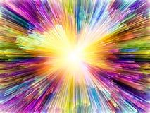 Энергия цветов Стоковая Фотография