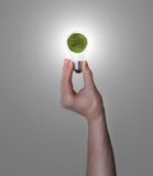 энергия alternatvie Стоковое Изображение RF