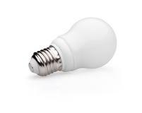 Энергосберегающая электрическая лампочка стоковое фото rf
