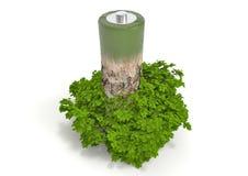 Энергосберегающие продукты Стоковые Изображения RF