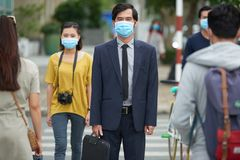 Эпидемия гриппа стоковое изображение