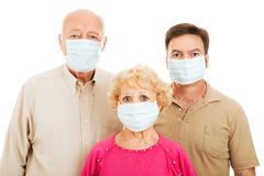 эпидемия медицинская стоковая фотография
