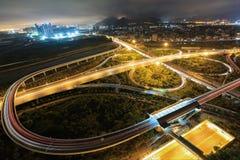 Эпицентр деятельности соединения городка Xiamen Binhai новый, Китай Стоковые Изображения
