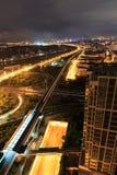 Эпицентр деятельности соединения Xike городка Xiamen Binhai новый, Китай Стоковое Изображение