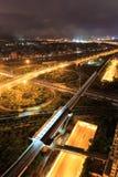 Эпицентр деятельности соединения Xike городка Xiamen Binhai новый, Китай Стоковое Фото