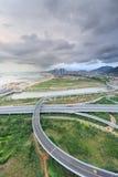 Эпицентр деятельности соединения Xike городка Xiamen Binhai новый, Китай Стоковая Фотография RF