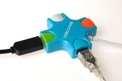 Эпицентр деятельности USB Стоковое Изображение