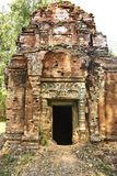 Эра Angkor виска Prasat Chamres стоковая фотография rf